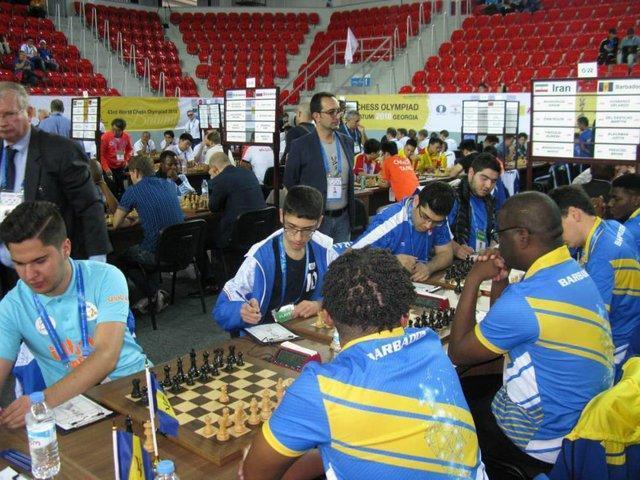 پهلوان زاده: عملکرد شطرنج بازان در المپیاد جهانی خوب بود، برای معافیت پرهام نامه نگاری کردیم