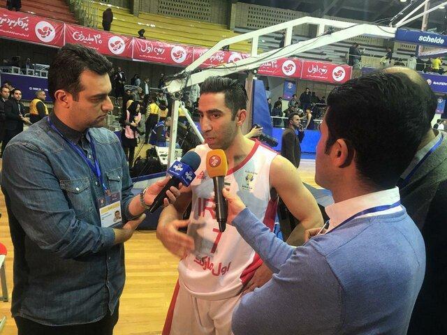آرن داودی: تیم ملی بسکتبال ژاپن برابر ایران استثنائی بود